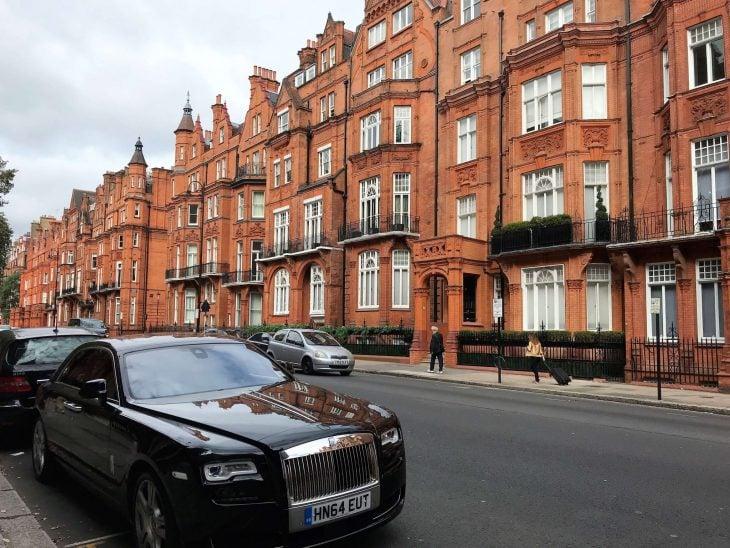 Lontoo nähtävää ja kokemuksia Kensingtonn