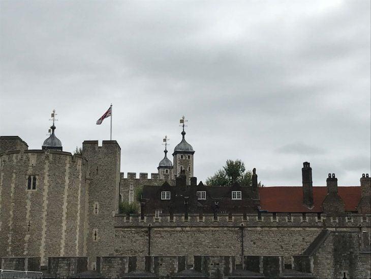 Lontoon kokemuksia ja nahtavyydet - The tower of London