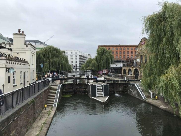 Lontoo nähtävää ja kokemuksia - Camden town