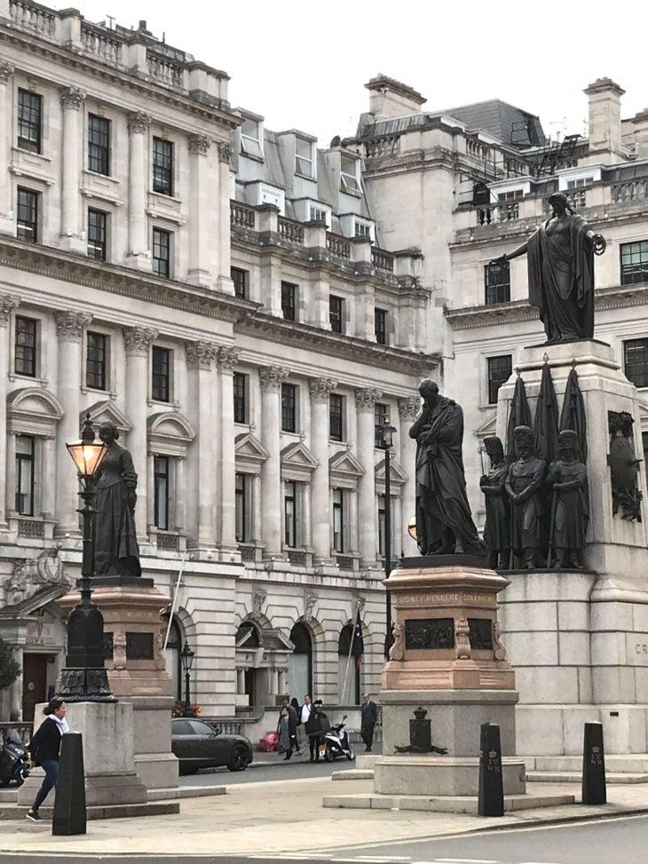 Lontoo nähtävää ja kokemuksia