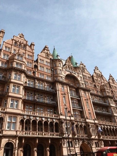 Lontoo nähtävää ja koettavaa ilmaiseksi - kauniit rakennukset