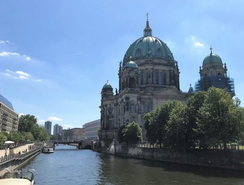 Berliner dom - Berliinin tuomiokirkko
