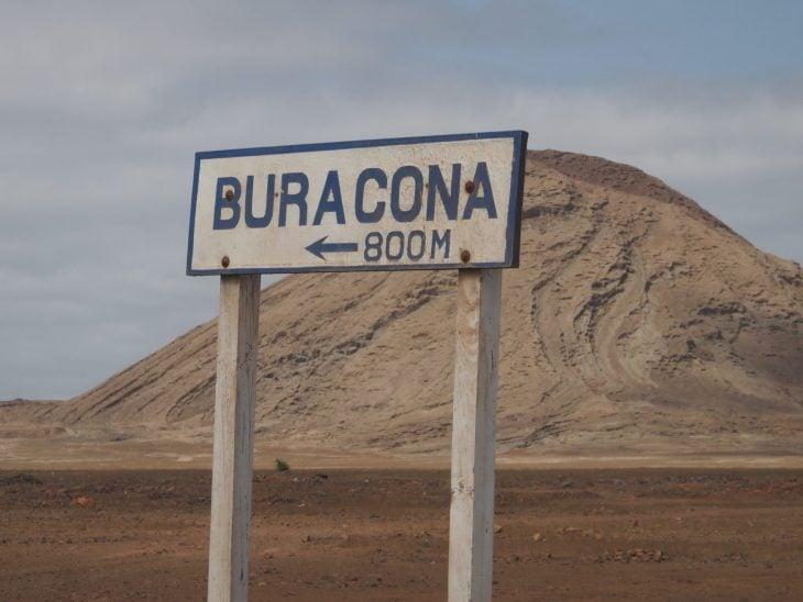 Kap Verde, Buracona