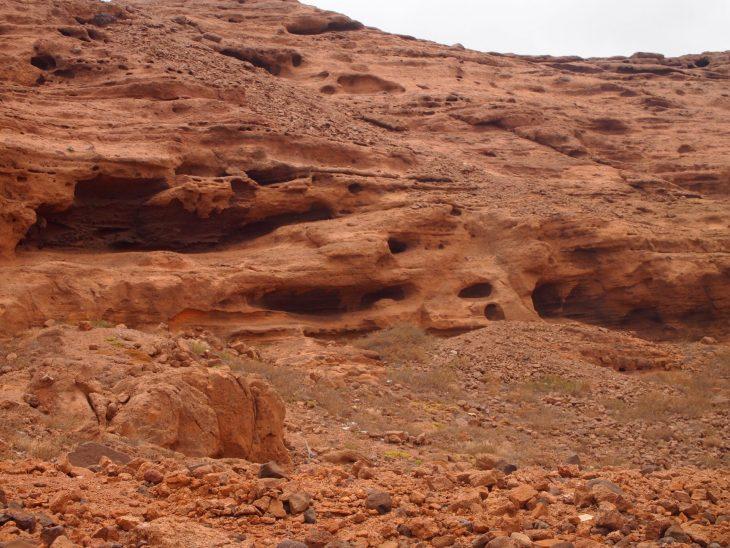 Kap Verde, Suolajärvi Pedra Lume