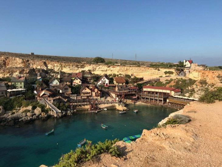 Malta, Popeye Village, Kippari Kallen kylä