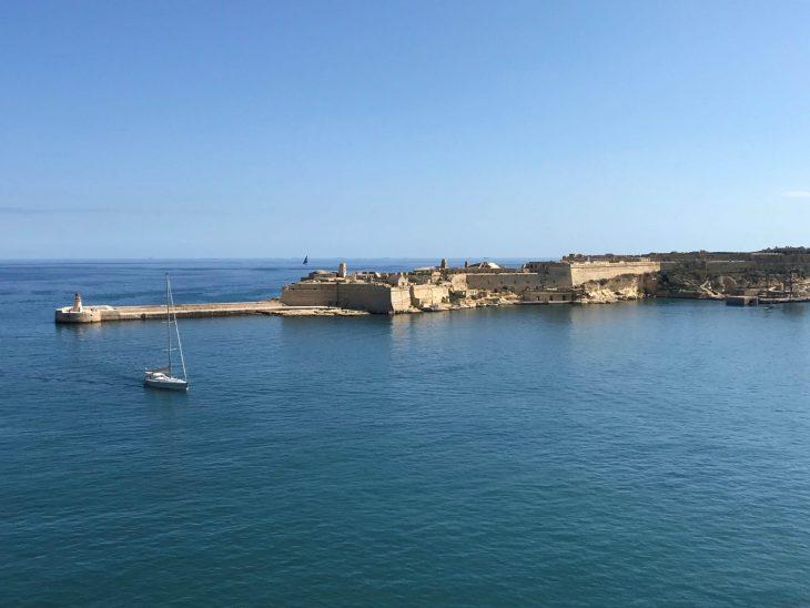 Valletta satama-aluetta, Malta