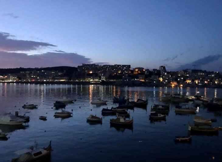 Malta, Xemxija St Pauls Bay