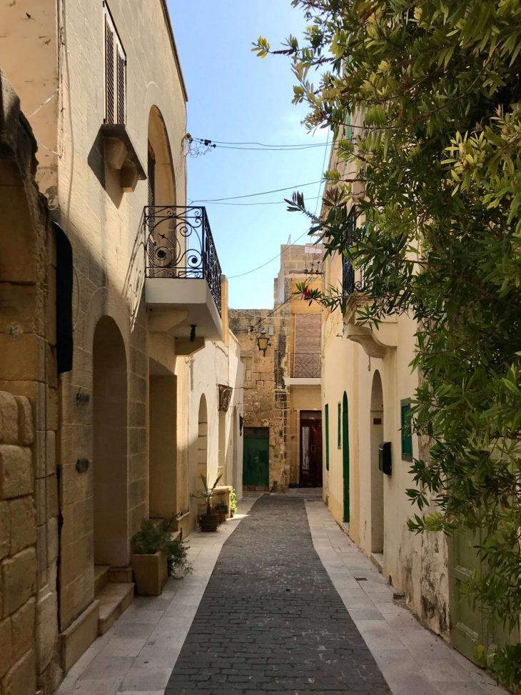 Malta kokemuksia: Gozo, Victoria, kapeat kujat