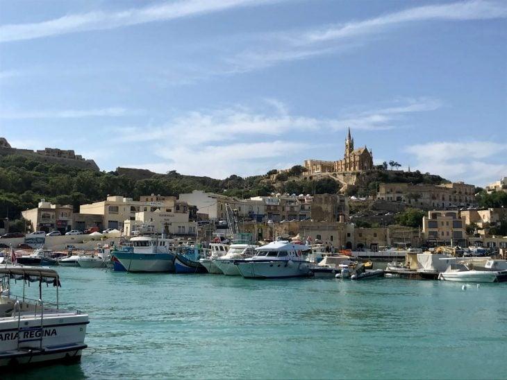 Malta kokemukia, sää: Citadel linnoitus, Victoria, Gozo