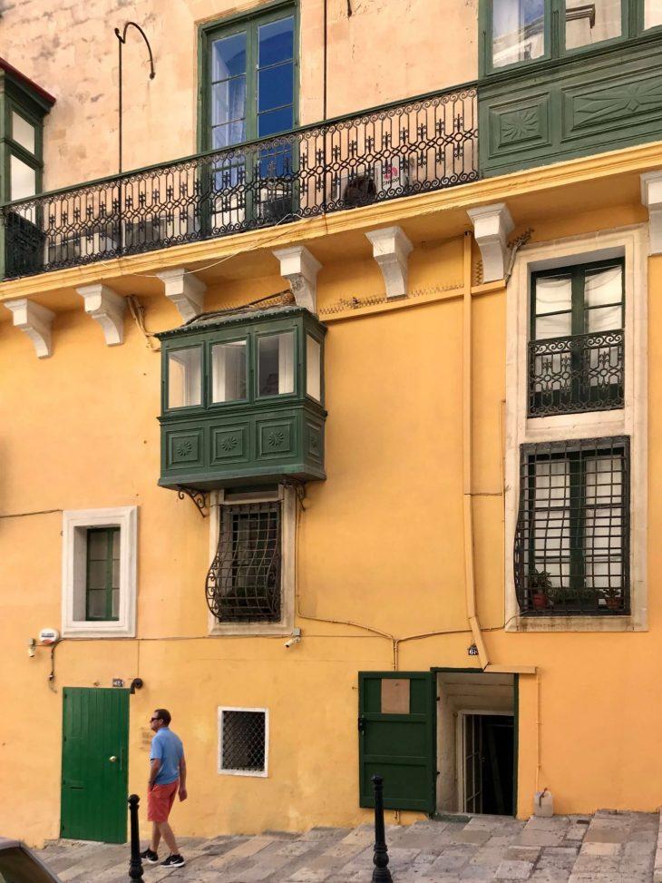 Malta kokemuksia, sää: Valletta vanha kaupunki