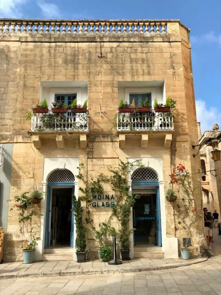 Malta kokemuksia, sää: Mdina vanha kaupunki, kapeat kujat