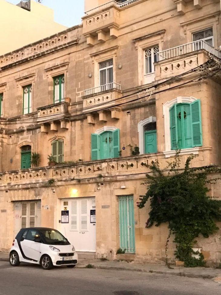 Malta kokemuksia, sää