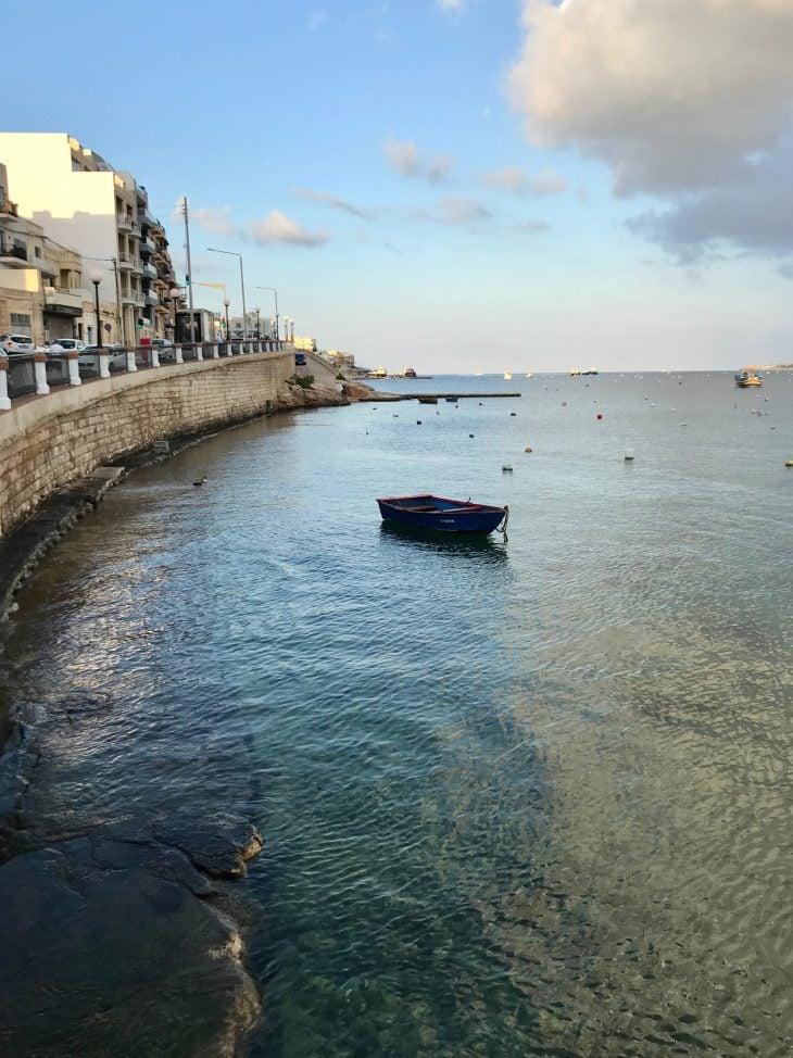 Malta kokemukia, sää: Airbnb majoitus, Xemxija, Saint Paul's Bay