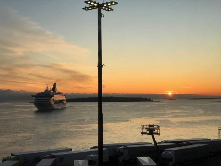 Tallink Silja Helsinki Länsisatama