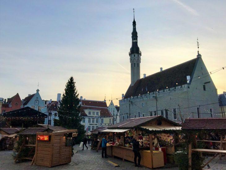 Tallinna vanha kaupunki, joulumarkkinat, vinkkejä, kokemuksia, hotelli, ravintola