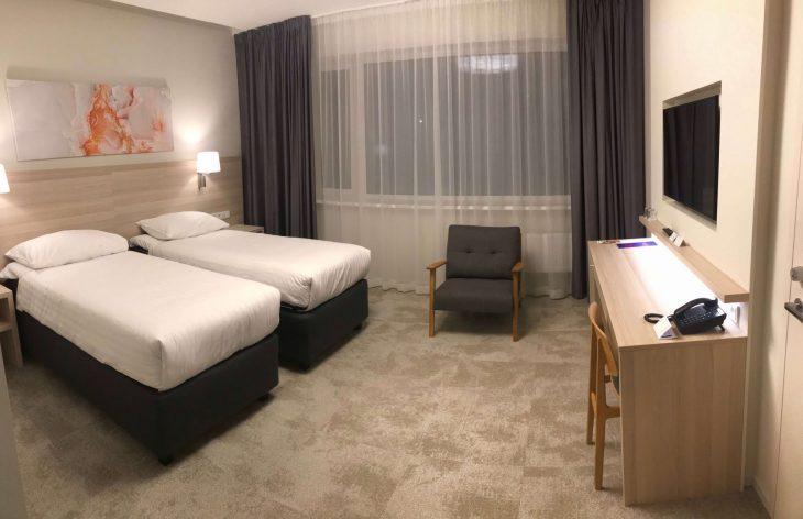 Tallinna, Tallink Spa & Conference hotel, tekemistä teinien kanssa