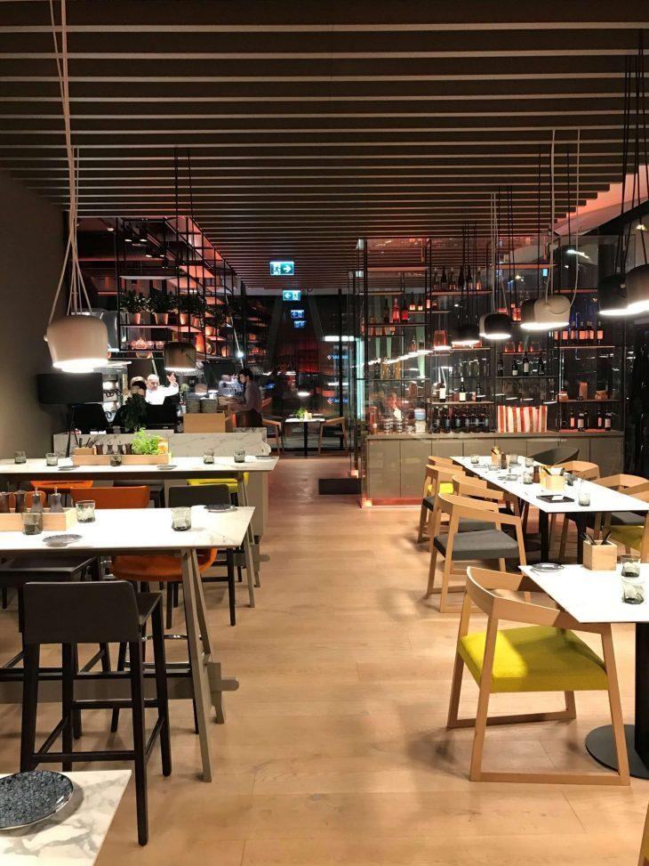 Tallinna, italialainen ravintola Flavore, tekemistä teinien kanssa