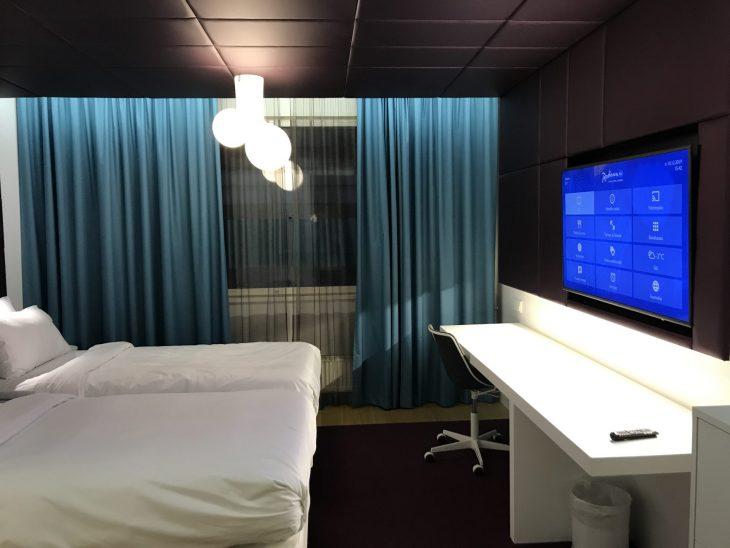 Radisson Blu Plaza hotelli Helsingissä: blogi, kokemuksia, aamiainen