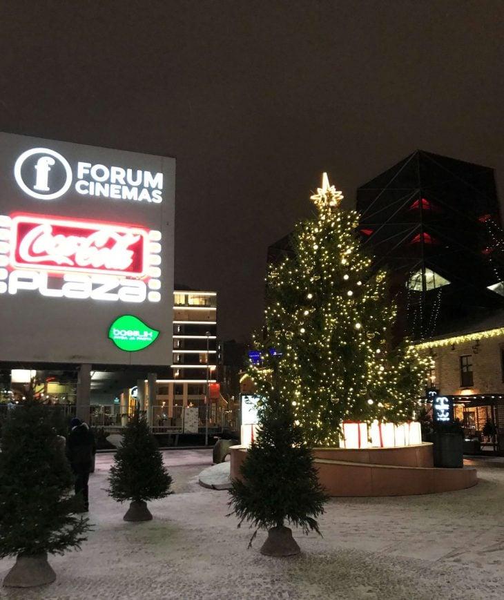 Rotermanni ostoksilla, Tallinna tekemistä teinien kanssa