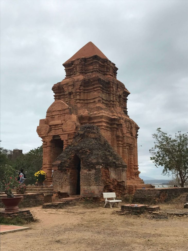 Po Sah Inu Towers, tornit, Mui Ne, Phan Tiet, Vietnam kokemuksia, hotelli Aroma Beach resort, retkellä, sää, matkablogi, Aurinkomatkat