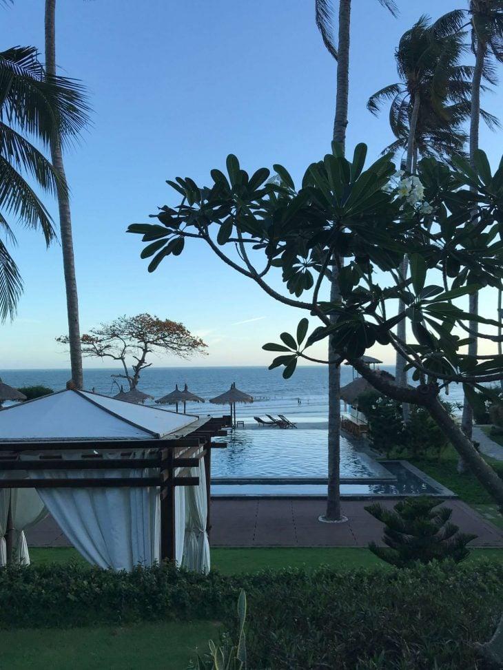 Hotelli Aroma Beach resort rantaa, Mui Ne, Phan Tiet, Vietnam kokemuksia, rantaa, matkablogi, Aurinkomatkat hotellit, sää