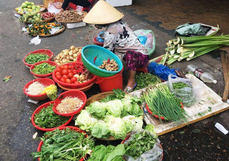 Torilla, Phan Tiet, Vietnam kokemuksia, retkellä, sää, matkablogi, Aurinkomatkat