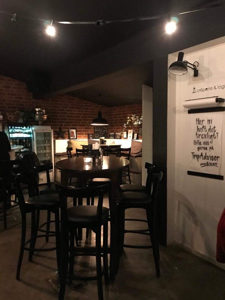 Creperie & Logi, ravintolasuositus, Nähtävaää ja koettavaa Åre Ruotsi, laskettelu