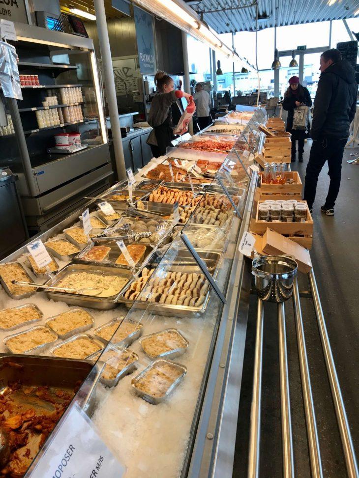 Åresta Trondheim Norja, sää helmikuu, nähtävää, kalahalli, blogi