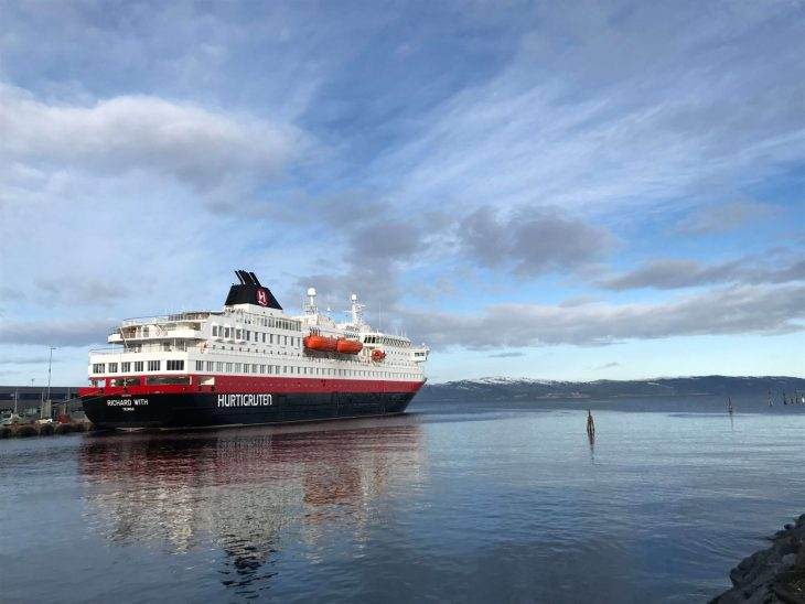 Åresta Trondheim Norja, sää helmikuu, nähtävää, Hurtigruten, blogi