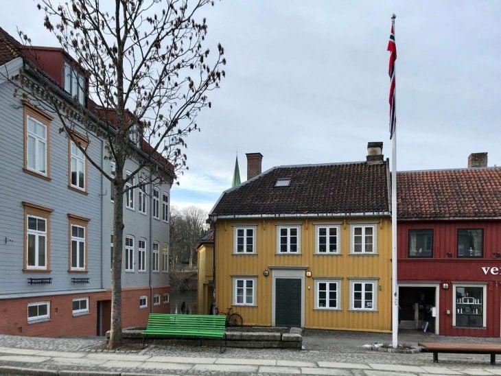 Åresta Trondheim Norja, sää helmikuu, nähtävää, matkablogi