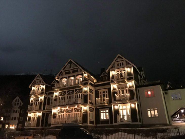 Åren talvisia maisemia Ruotsissa, Åre by, Åre kylä, laskettelu, matkailu, matkablogi, korona