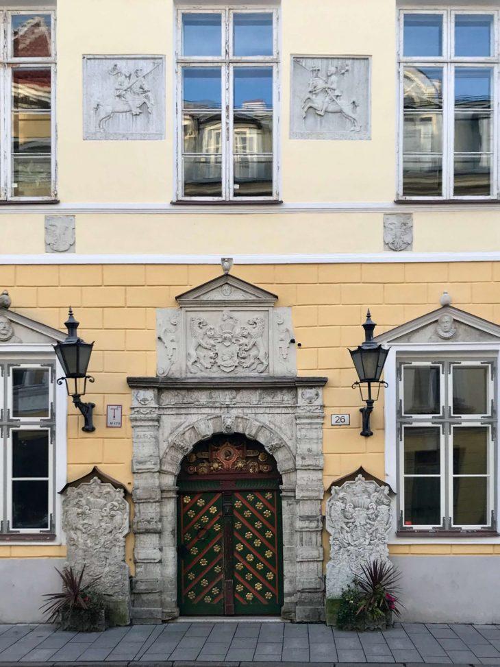 Tallinna vanha kaupunki, matkailu, matkablogi, korona