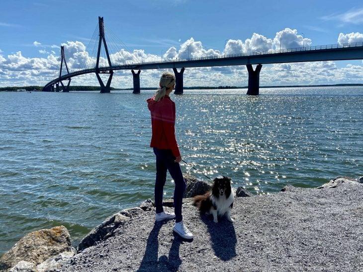Arja ja Natte, Elämänmakuisia matkoja, Raippaluodon silta, Mustasaari Merenkurkun saaristo nähtävää