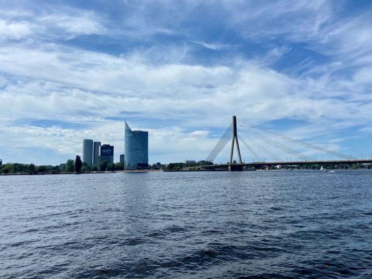 Helsinki Riika risteily nähtävää, merellinen Riika satama