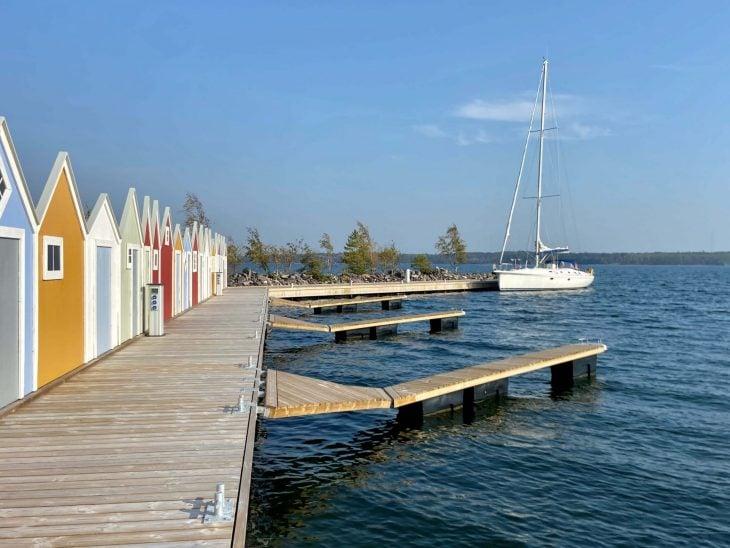 Midnight Sun Sailing purjevene Saaristomeri purjehdus venevuokraus kotimaan matkailu Högsåra