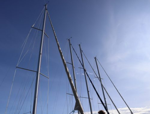 Midnight Sun Sailing purjevene Saaristomeri