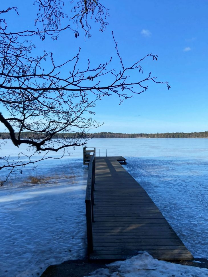 Littoisten järvi luontopolku luontokohde