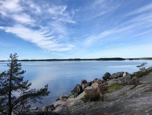 Ruissalo Kuuva luontopolku Turku luontokohde