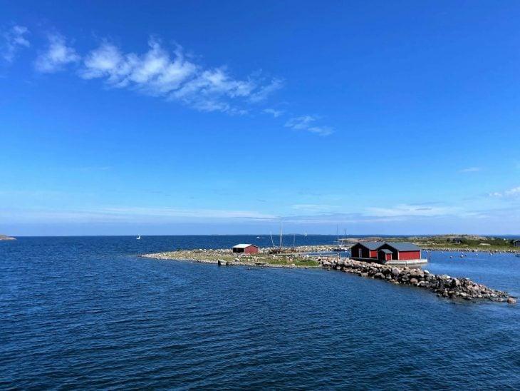 Jurmo Saaristomeri yhteysalus saaristo Utön reitti