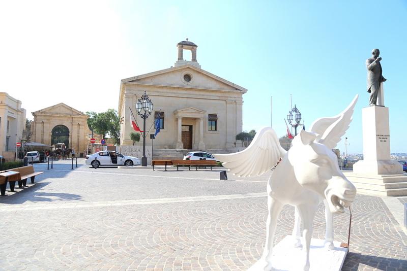 Malta Sää Joulukuu