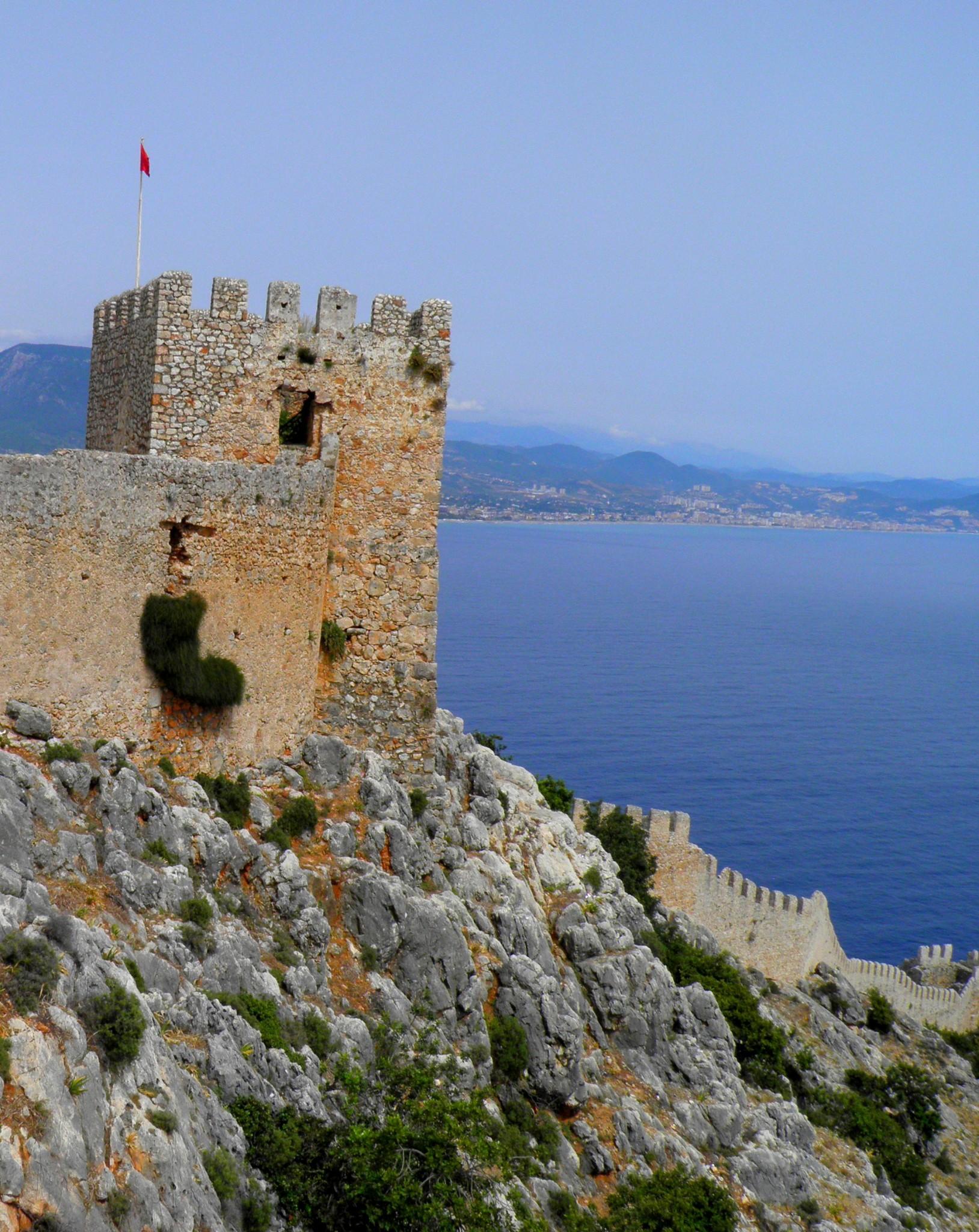 Kale (turkiksi) tarkoittaa linnaa