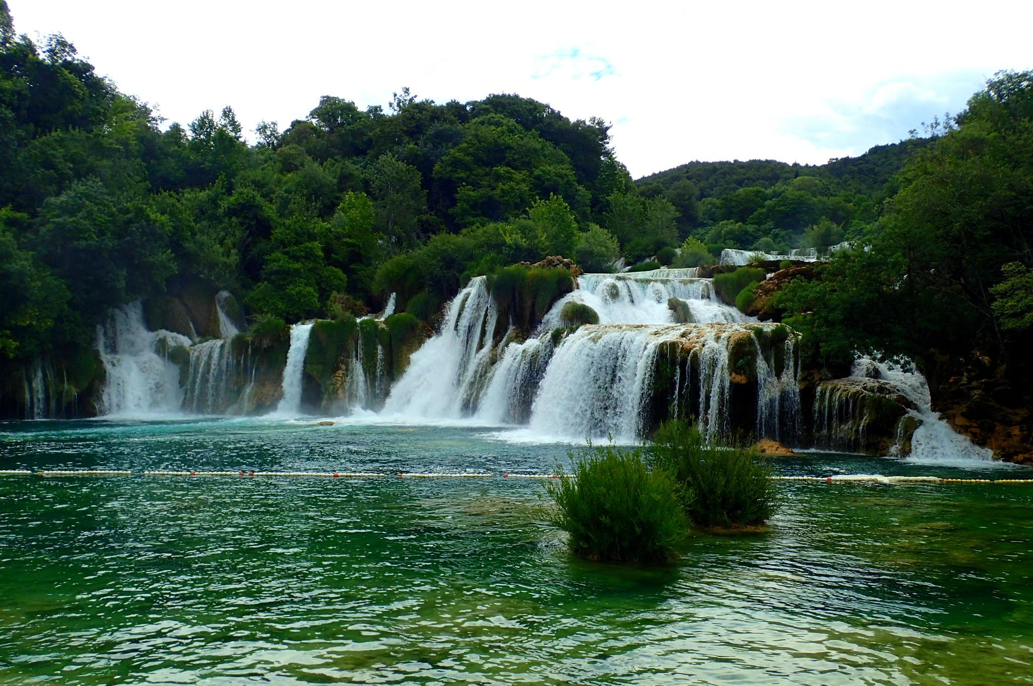 Krka, Kroatia