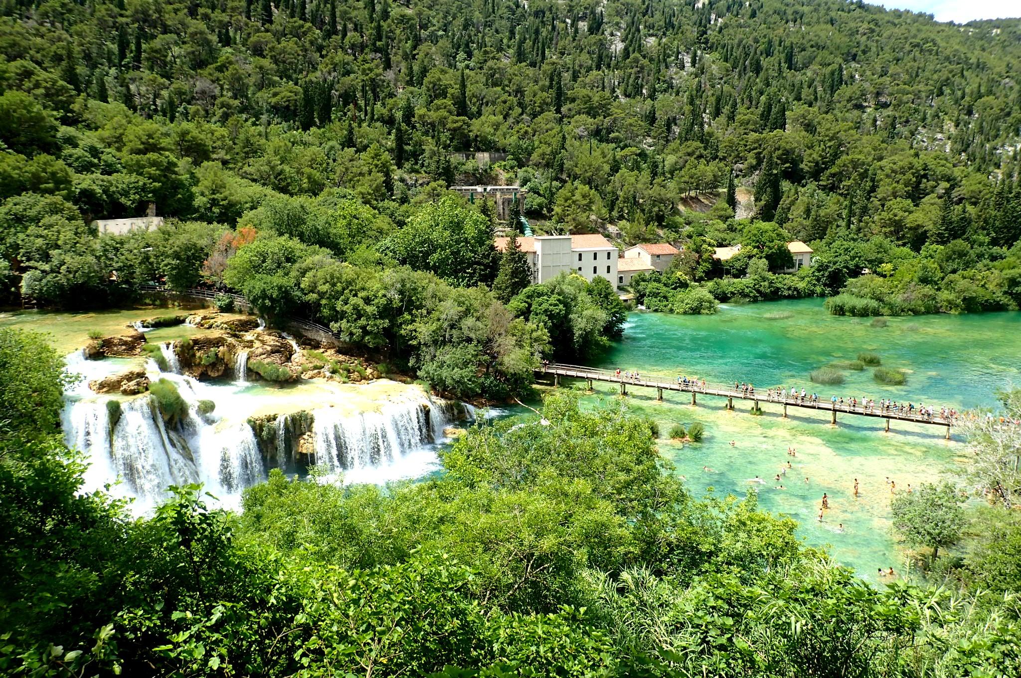 Krkan kansallispuisto
