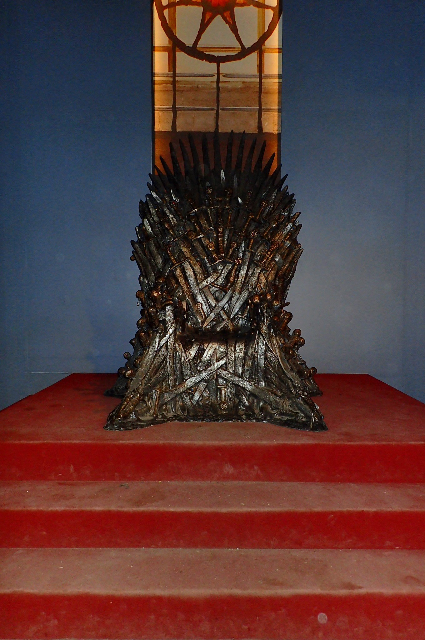 """The iron throne"""