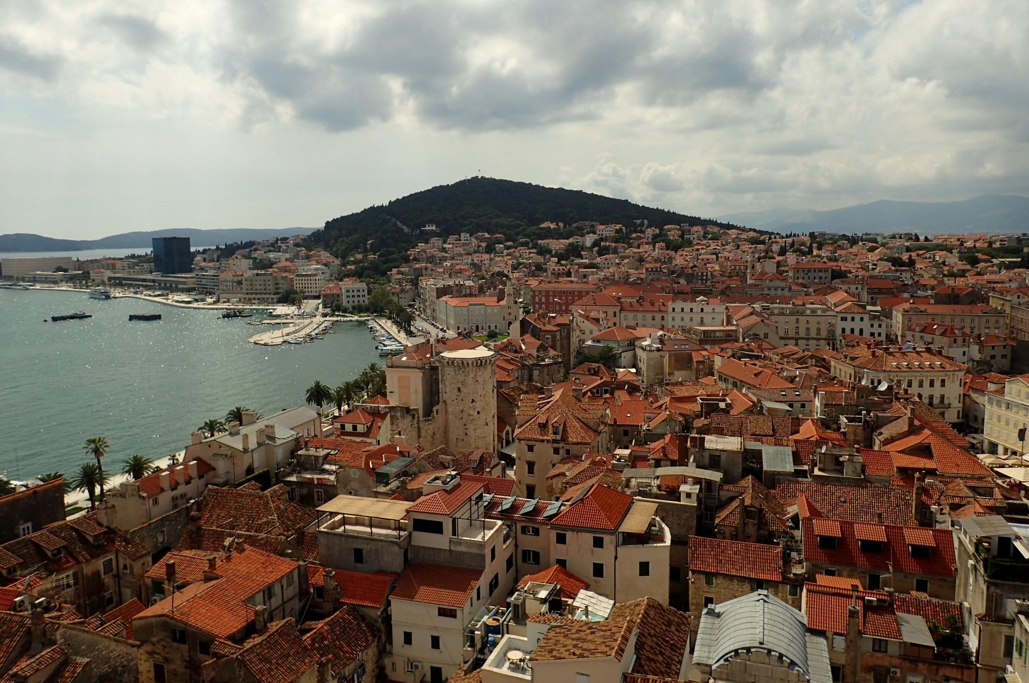 Splitin vanha kaupunki