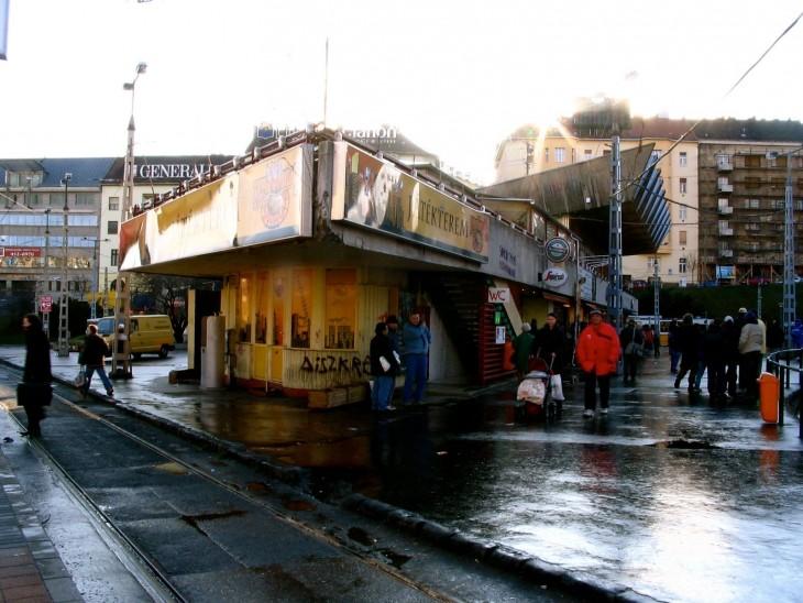 Budapestin katujen osittainen rähjäisyys ja rappioromantiikka kiehtoivat.