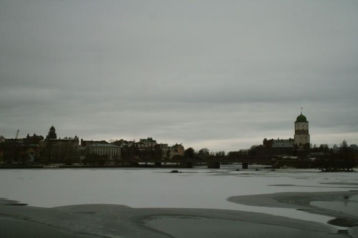 Viipuriin voisi tehdä kesällä päiväretken Lappeenrannasta.