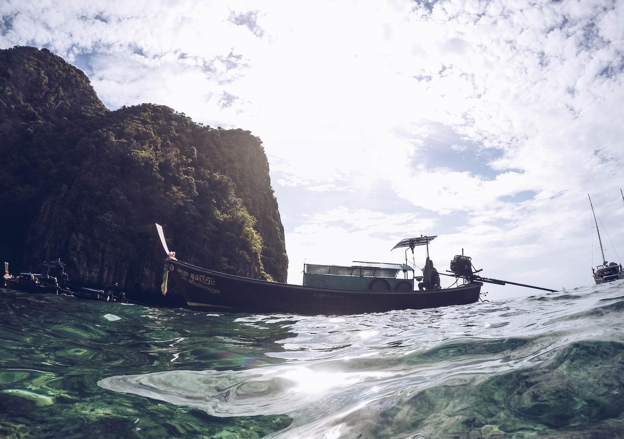 gopro travel thailand