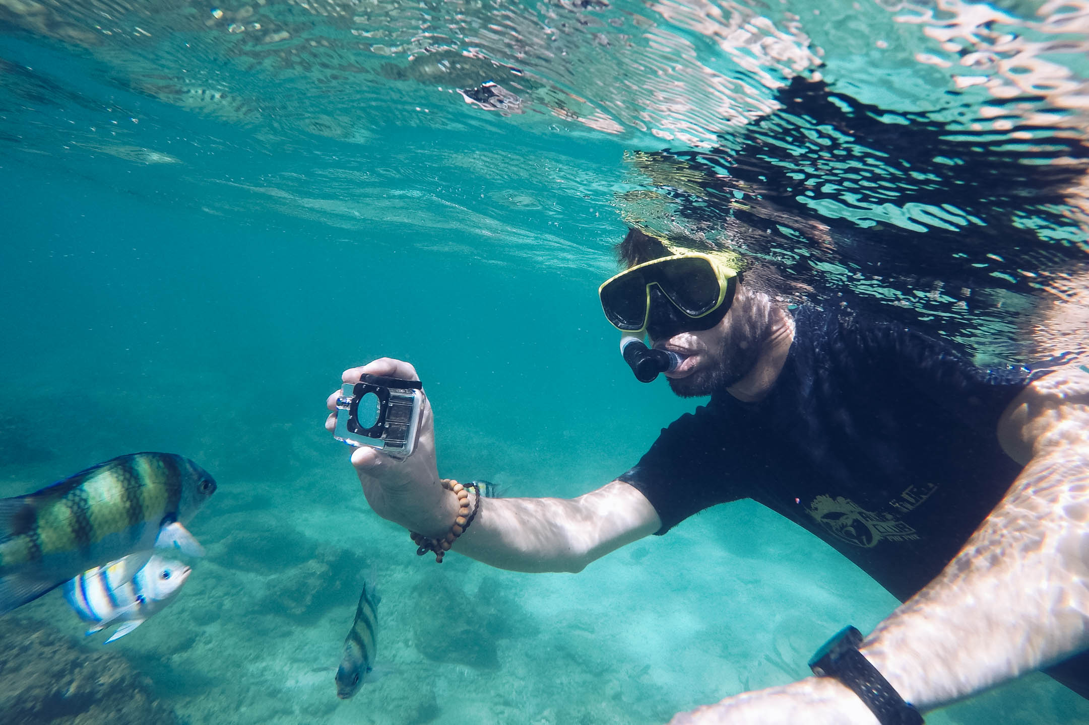 gopro thailand phiphi