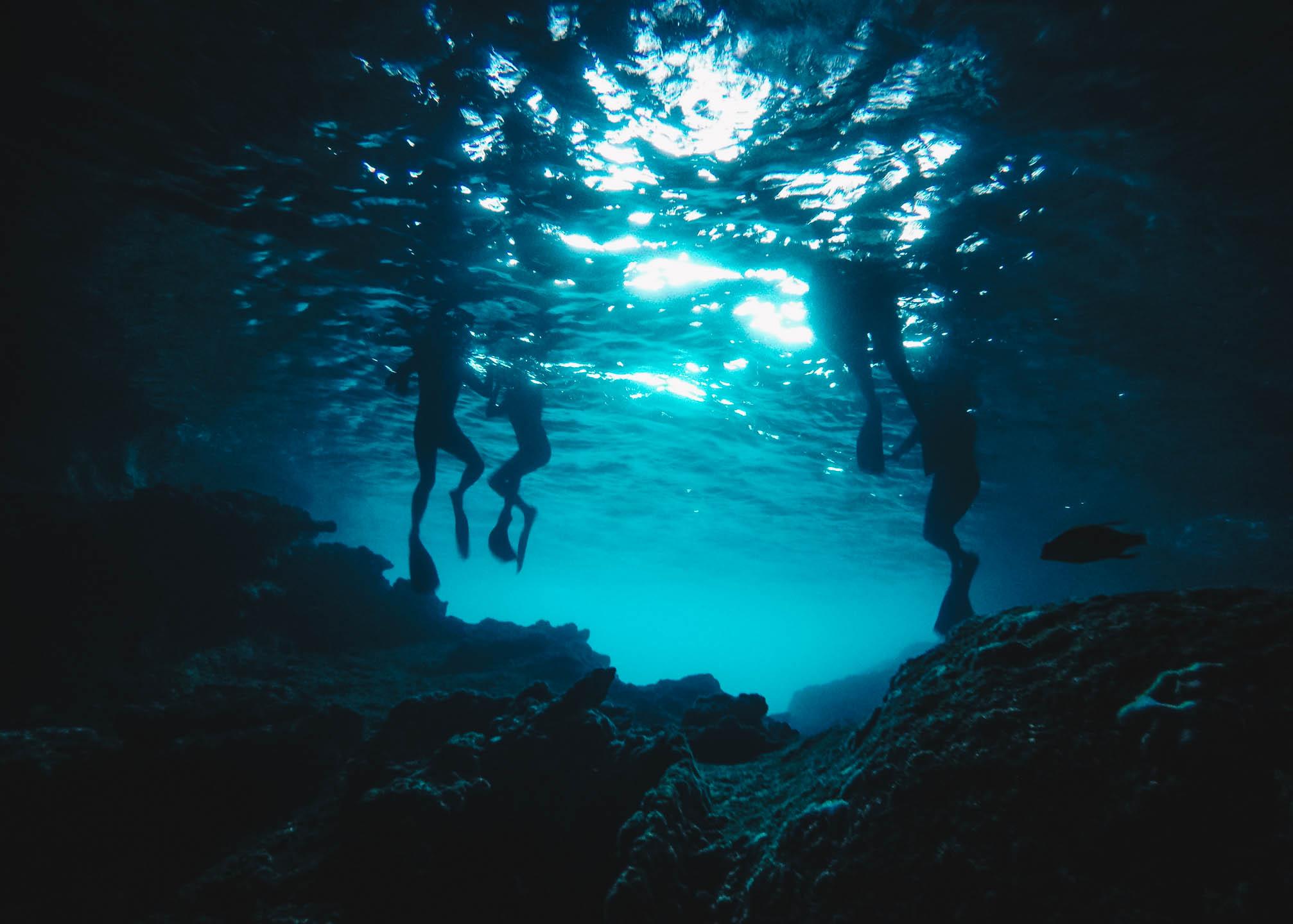 cave gopro thailand